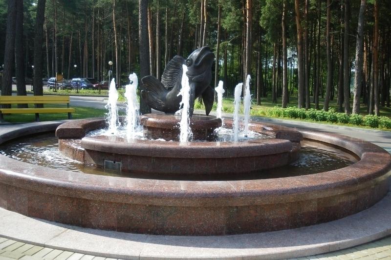 """Санаторий """"Ружанский"""""""